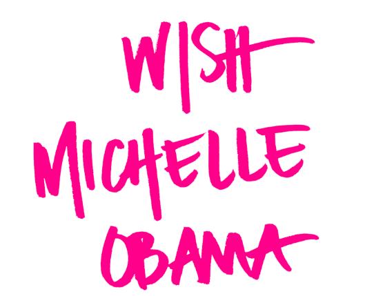 Wish Flotus Michelle Obama A Happy Birthday Old School 100 3 Obama Wishing Happy Birthday