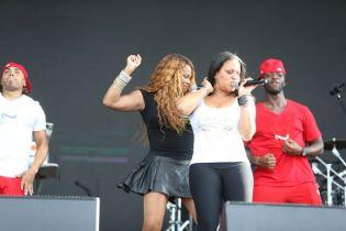 Salt-N-Pepa FunkFest 2014