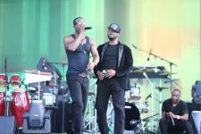 112 Performs At FunkFest 2014