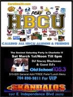 Geico HBCU Tailgate Tour Community Contest