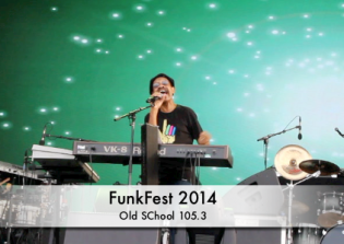 War At FunkFest 2014
