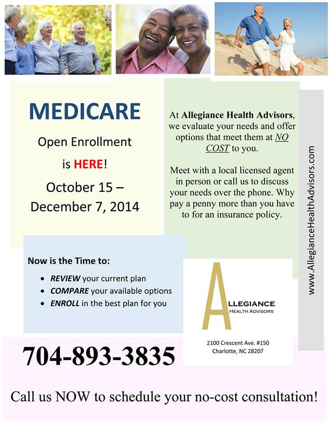 Medicare Flyer revised