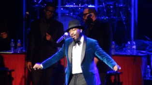 Anthony Hamilton at Home For The holidays Tour