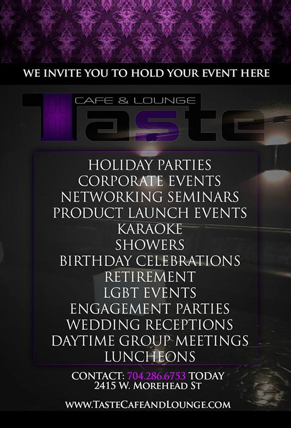 taste booking