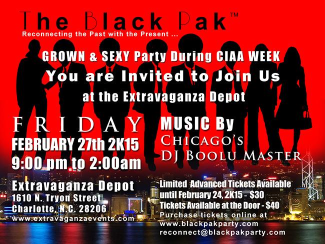 BlackPakPartyCIAAWeek2015