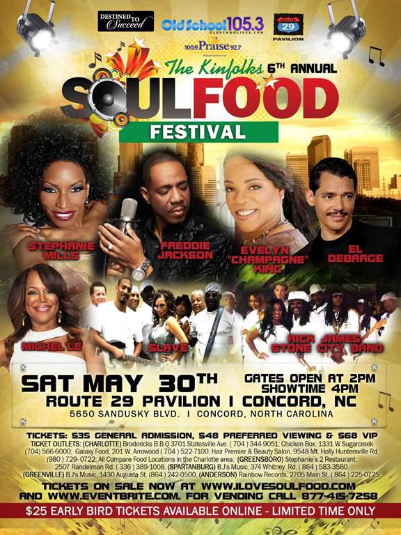 The Kinfolks Soulfood Festival