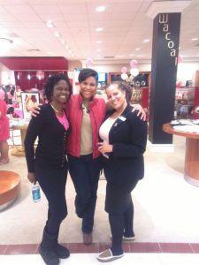 Ladies Night Out At Dillards