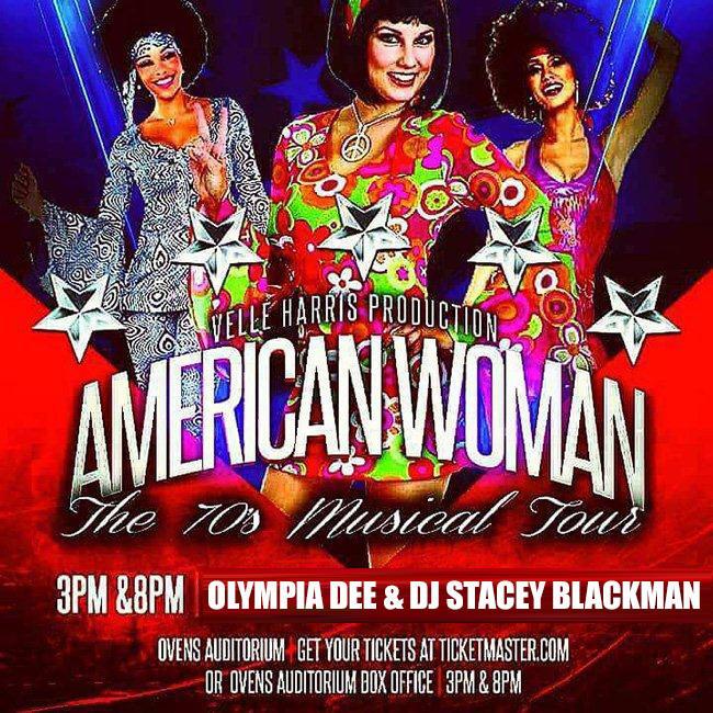 American Woman 70s Tour