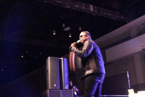 Doug E. Fresh Performs at the CIAA Legends of Hip-Hop Show.