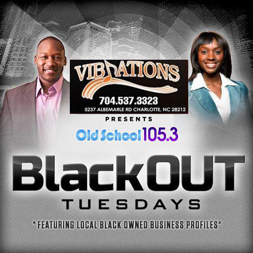 Vibrations - Black Out Tuesday