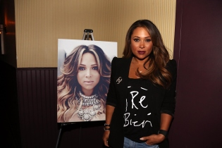 Tamia's Album Listening Event