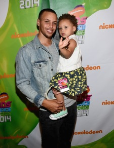 Nickelodeon Kids' Choice Sports Awards 2014 - Backstage & Audience