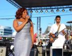 Stephanie Mills Struts At Soul Food Festival (Video)