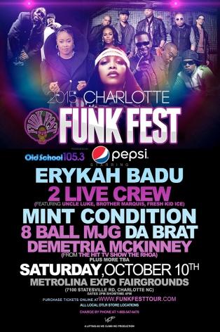 Charlotte Funk Fest