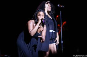 Floetry Performs In Charlotte