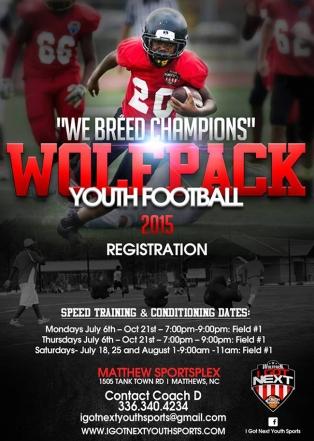 I Got Next Youth Sports