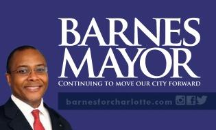 Michael D. Barnes For Charlotte Mayor