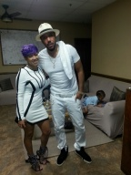 Rudy Currence, Lyfe Jennings & Keyshia Cole [PHOTOS]