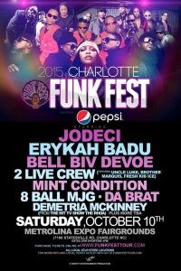 Charlotte Funkfest