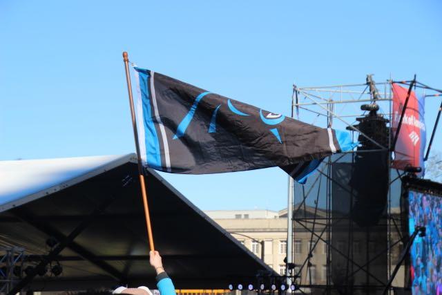 Carolina Panthers Pep Rally