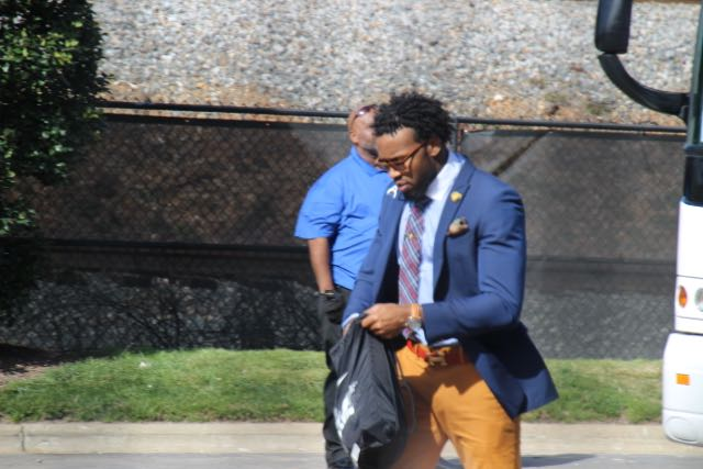 Carolina Panthers Josh Norman