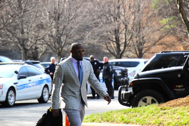 Carolina Panthers Depart For Super Bowl