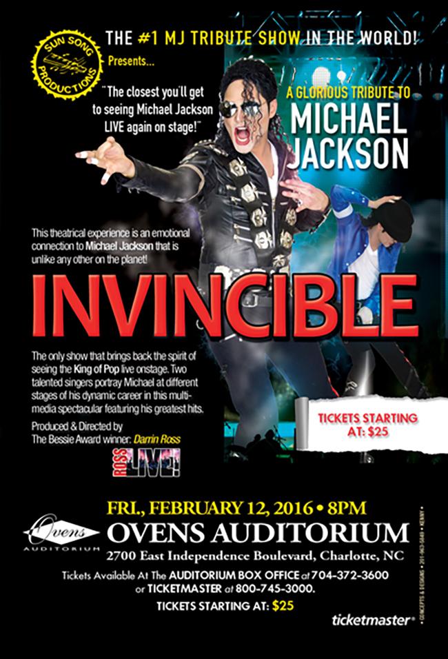 Invincible MJ Tour