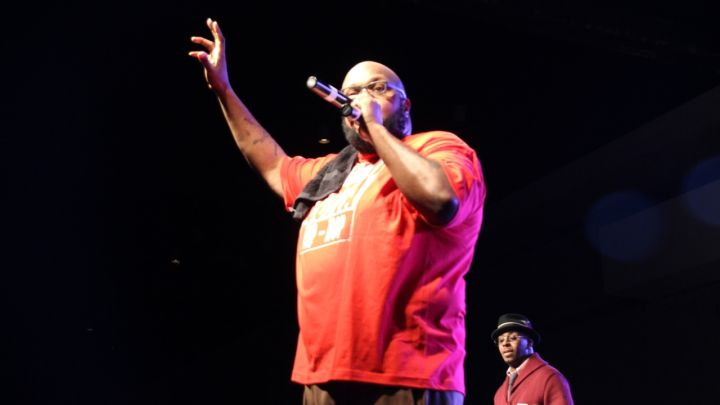 Chubb Rock EPMD at Eddie Owens at Legends of Hip-Hop Concert