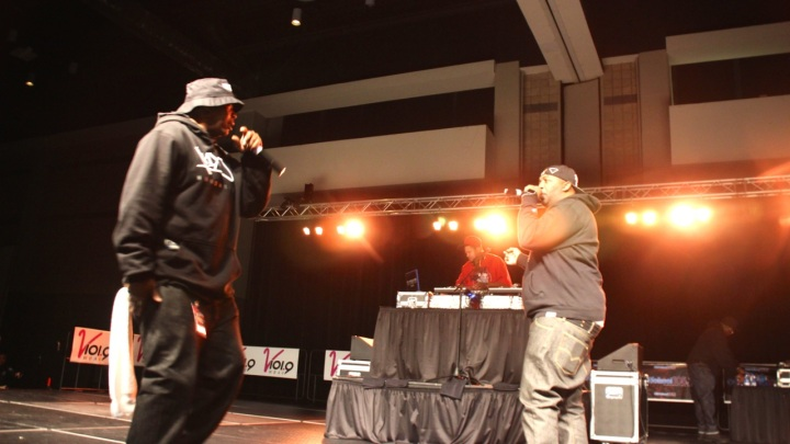 EPMD at Eddie Owens at Legends of Hip-Hop Concert