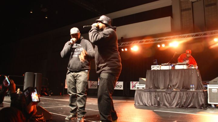 EPMD At Legends of Hip-Hop Concert