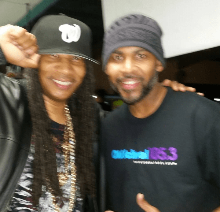 DJ Kool & Redfish Old School Skate Party CIAA 2016