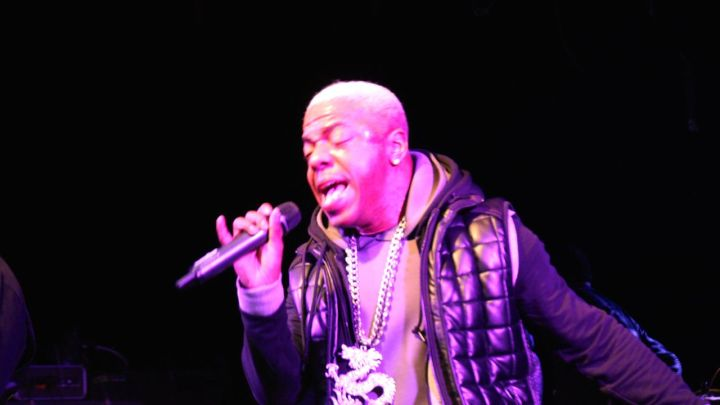 Sisqo and Dru Hill at Amos' Southend