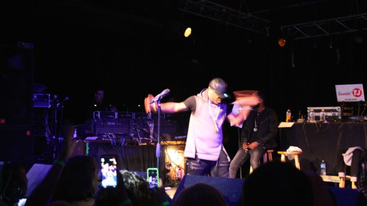 Dru Hill 20th Anniversary Tour at Amos' Southend