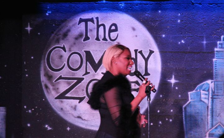 Nene Leakes Live At The Comedy Zone