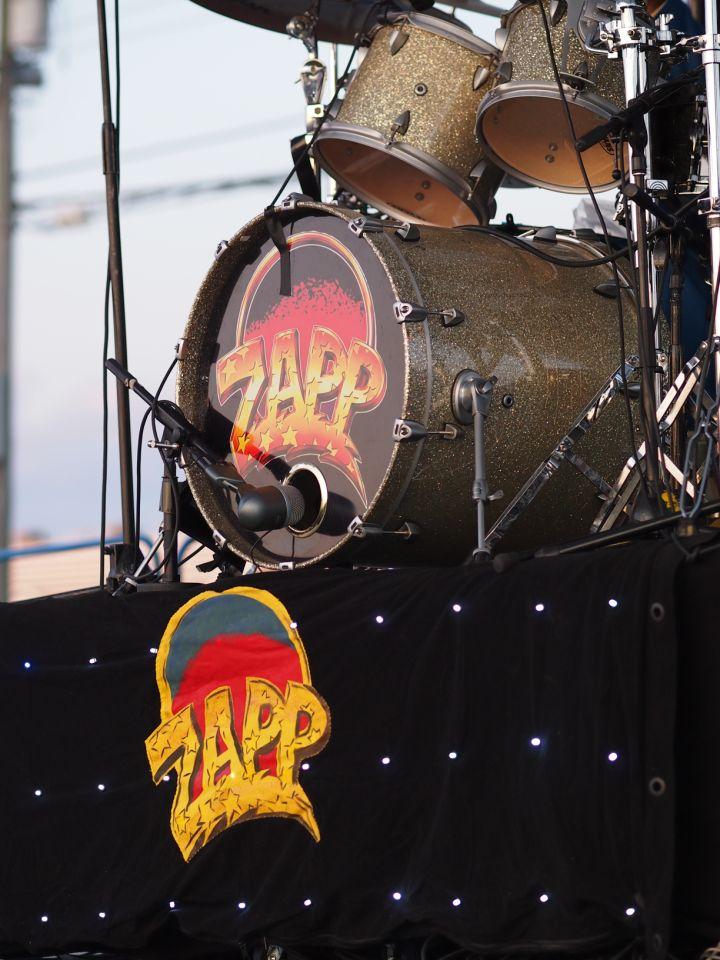 Zapp at Kinfolks Soul Food Festival 2016