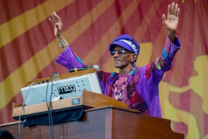 2016 New Orleans Jazz & Heritage Festival - Day 2