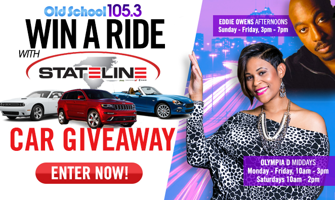 Win a ride DL