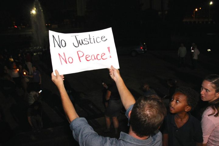 Police Shooting Protests Turn Deadly In Charlotte
