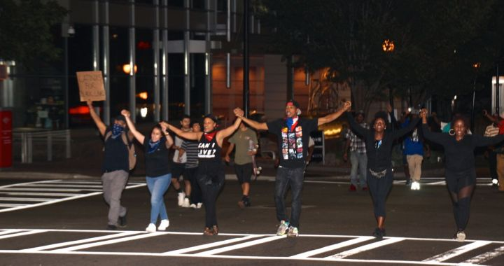Charlotte Protests End Peacefully On Third Night