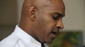 Charlotte Mecklenburg Police Chief Kerr Putney