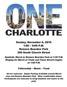 One Charlotte Day