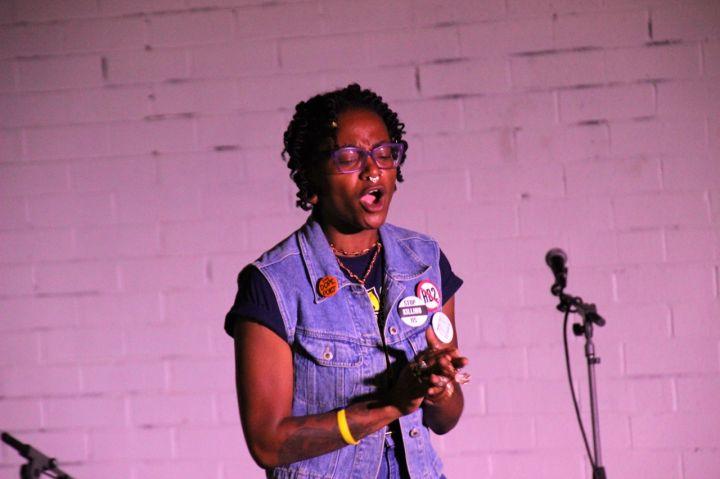 Artists Showcase To Benefit Charlotte Uprising