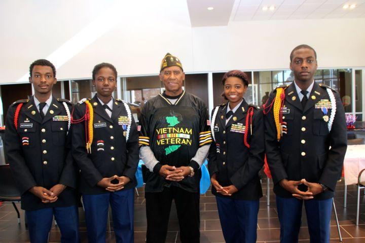 Veterans Day At Cadillac of South Charlotte