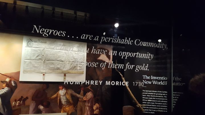 Smithsonian African American History Museum