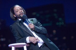 Katt Williams On Stage