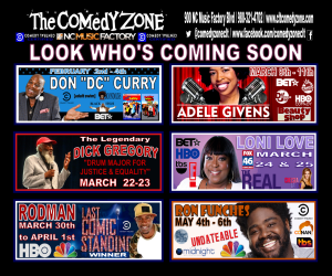 Black Comedy Shows