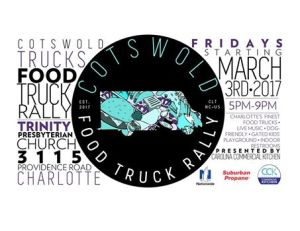 Cotswold food truck rally