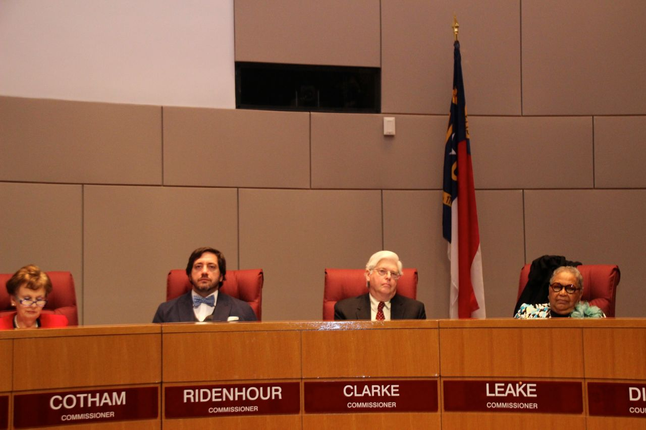 Mecklenburg County Commissioners