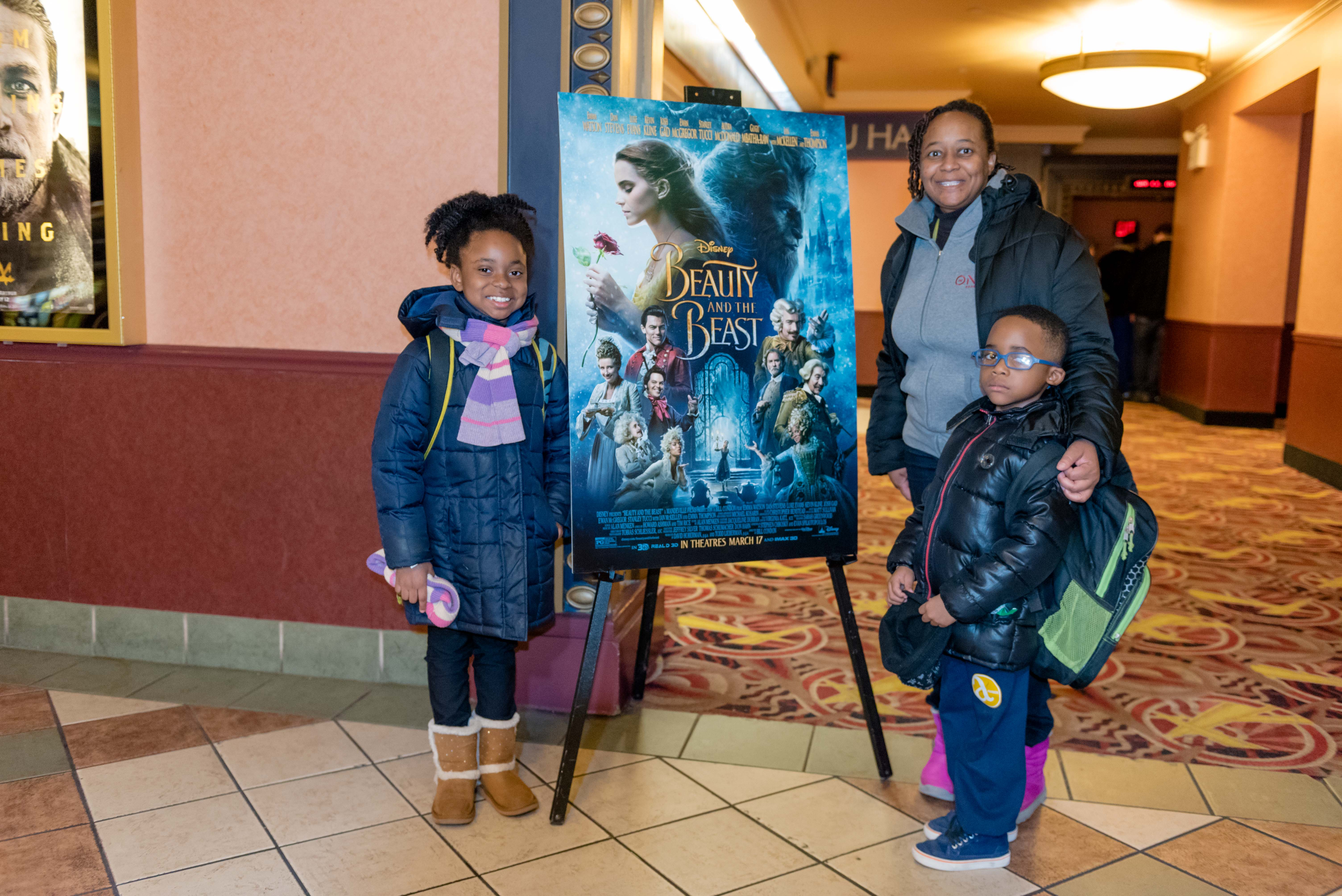'Beauty & The Beast' Screening