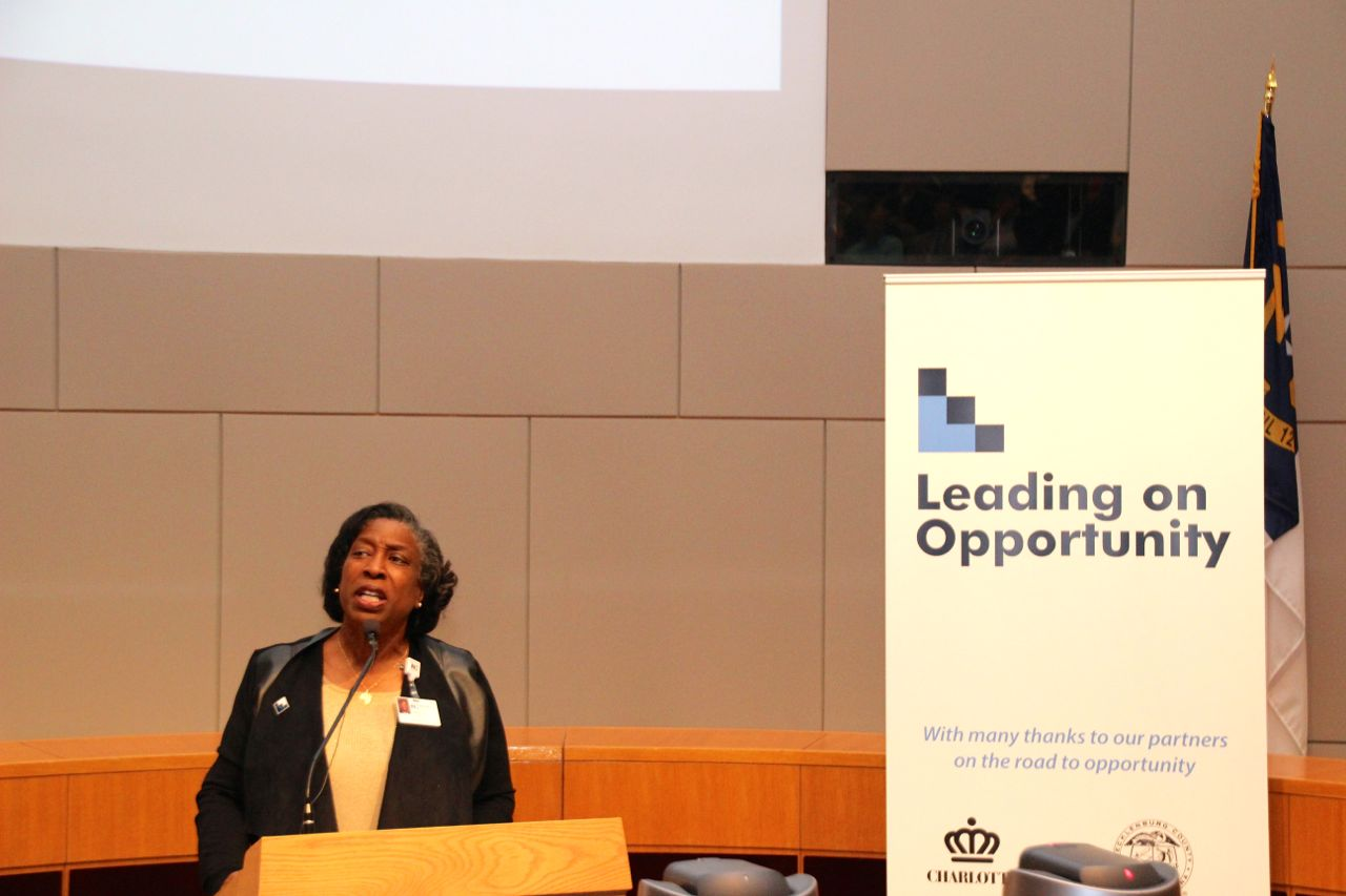 Opportunity Task Force Co-Chair Ophelia Garmon-Brown